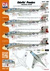 CTA 1/48 Colorful Prowlers (Grumman EA-6B)